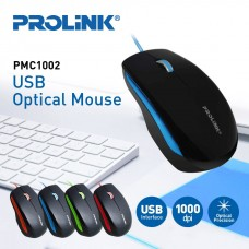 Prolink PMC1002 有線USB滑鼠